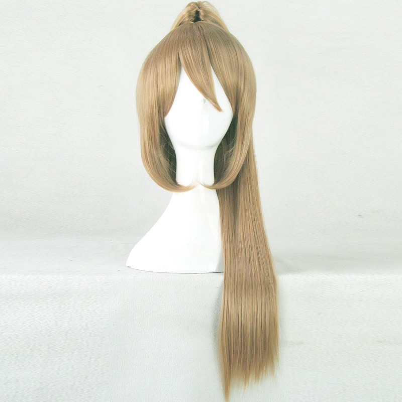 The magic cosplay wig gintama okita movie concluded gordon jaws of death folder style wig cos