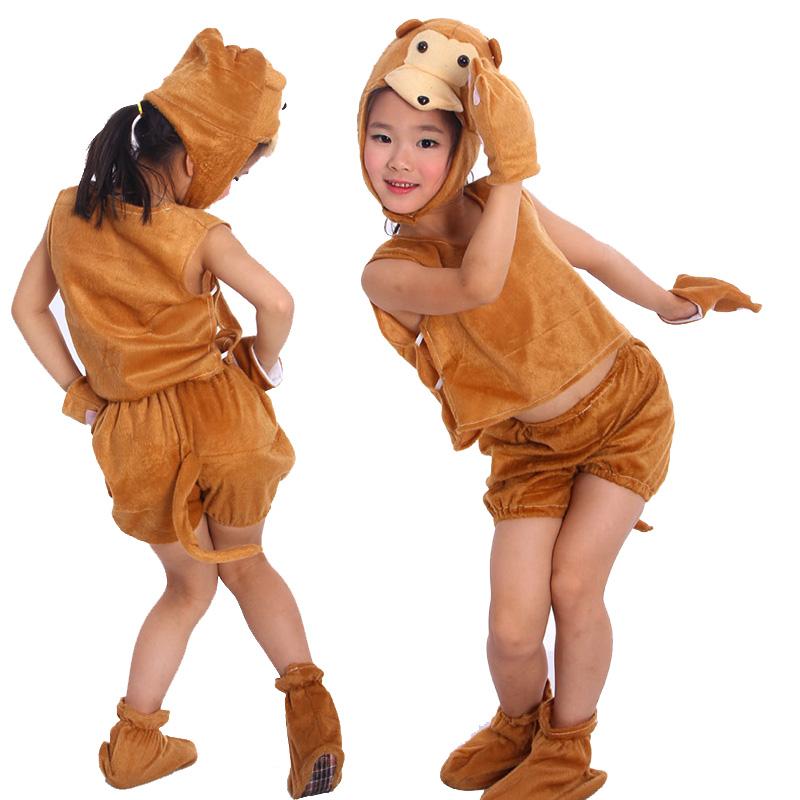 China Boots Monkey Costume, China Boots Monkey Costume