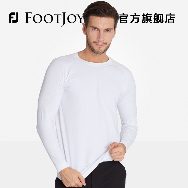 The new official fj footjoy golf apparel golf men's golf prodry warm bottoming shirt
