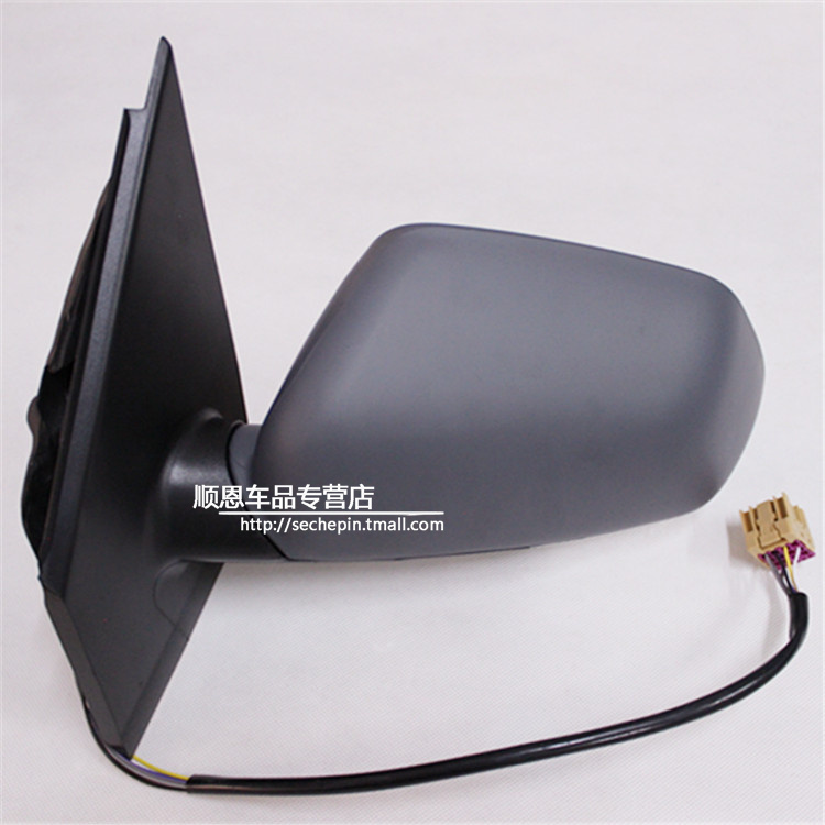 The new polo polo electric side mirror 5 line 7 line the old four polo polo side mirror rearview mirror manual
