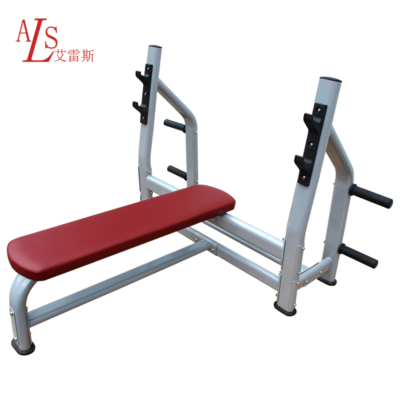 The security multifunctional weightlifting bed bench press rack professional gym equipment home bench press barbell bed suite