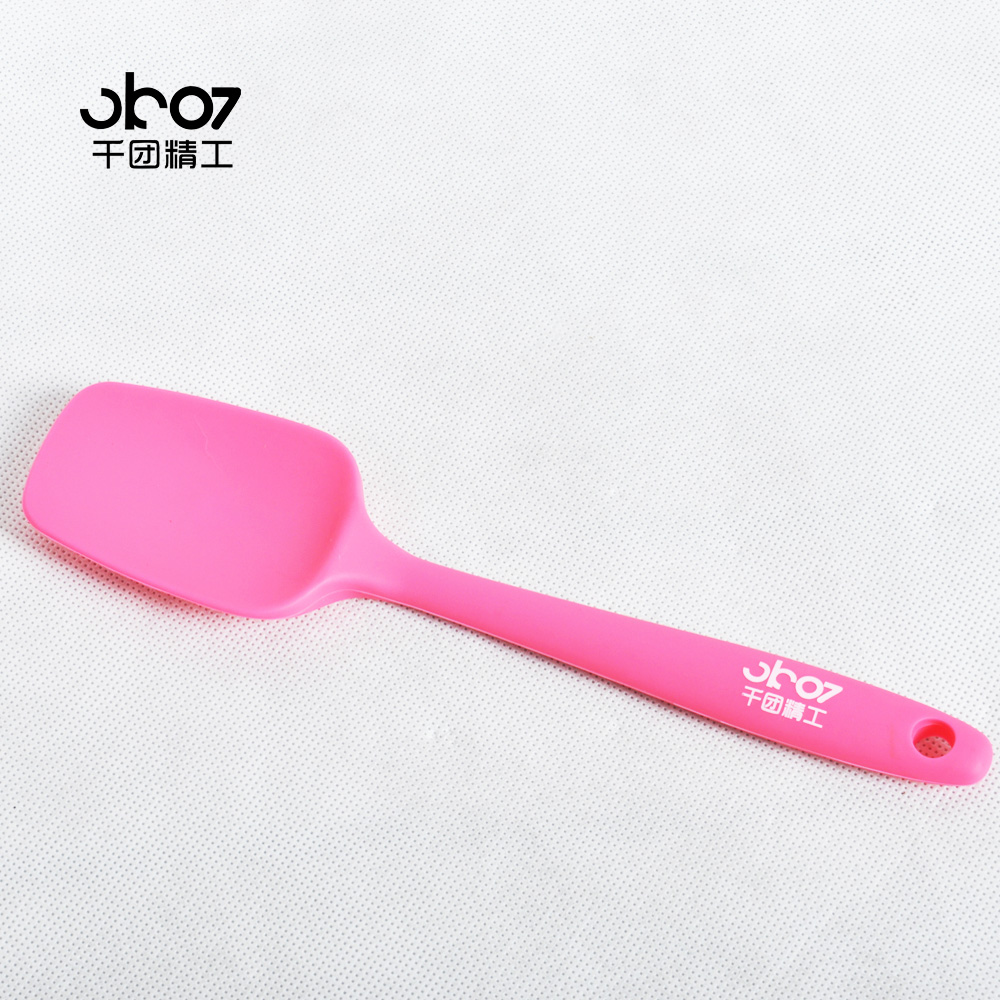Thousands of groups seiko pure platinum silicone bakeware integrated silicone spoon spoon