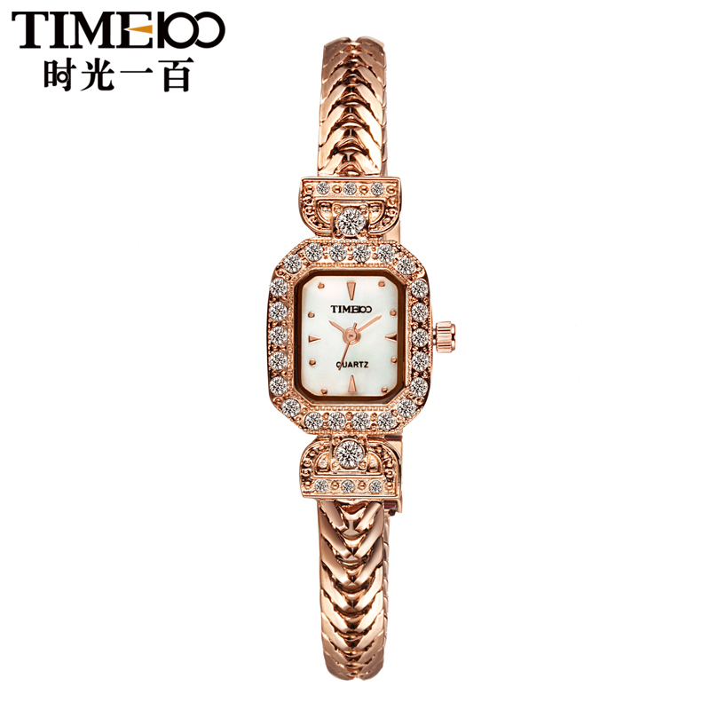 Time100/time one hundred ladies watches fashion bracelet watch quartz watch women watch fashion watch