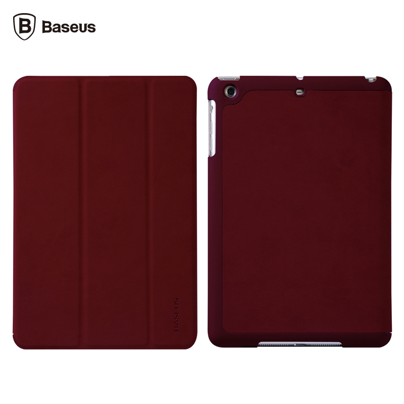 Times thinking baseus miniretina holster apple ipad mini2/3 dormant leather protective sleeve jager simple