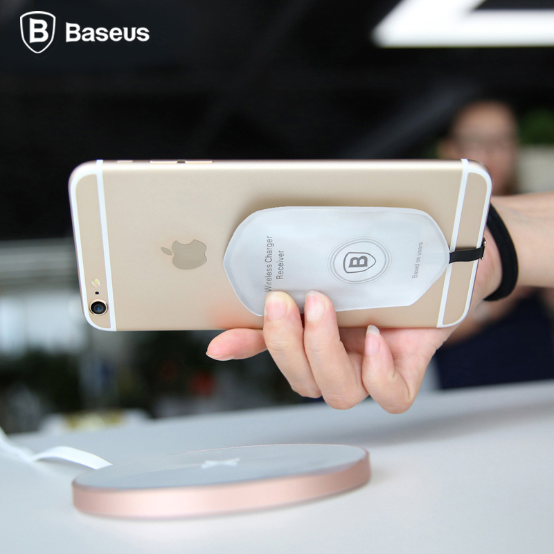 Times thinking qi wireless charging wireless charging receiver coil andrews apple iphone 6 phone patch fast charger