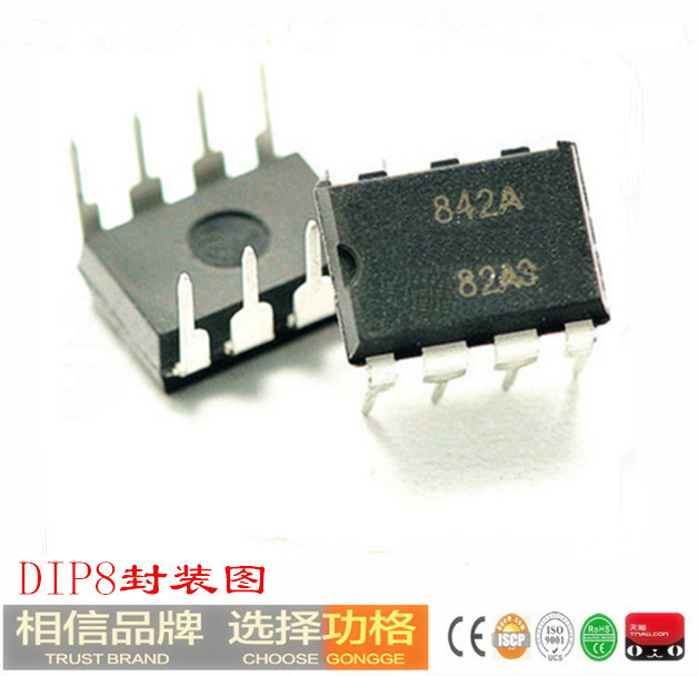 TOP224P new original, quality assurance dip-8