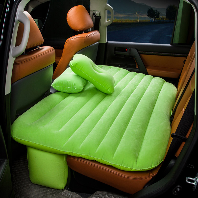 Toyota cause dazzle backline car suv car car inflatable air mattress air bed air mattress bed car shock travel bed