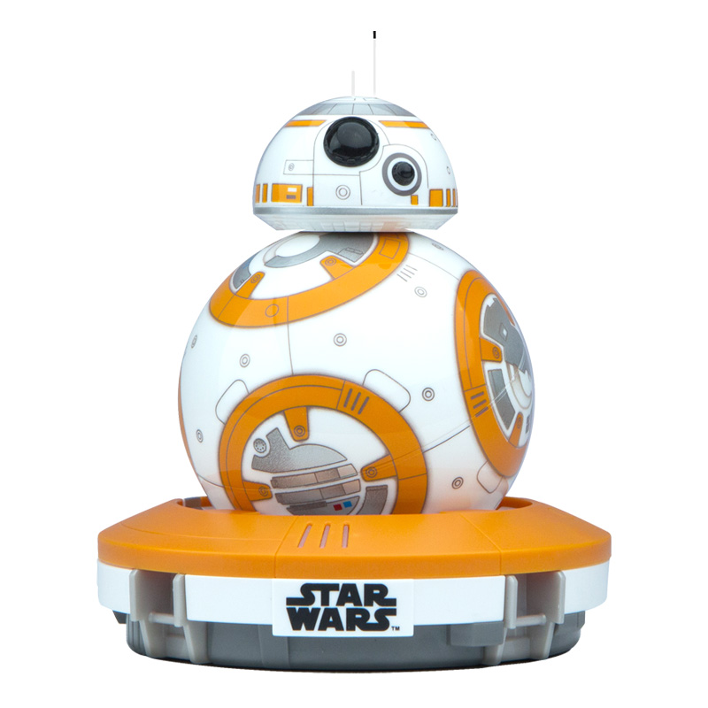 Toys r us star wars BB-8 bb8 intelligent robot voice interactive ball mobile phone remote control
