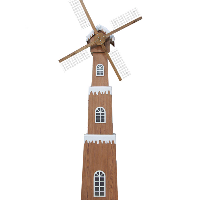 Tupper us electric windmill christmas christmas decorations christmas tree decoration christmas scene layout windmill