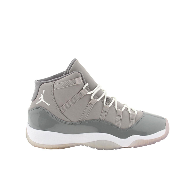 Us direct mail air jordan 11 xi retro aj11 gray women s basketball shoes  378038-001 e2aef41599