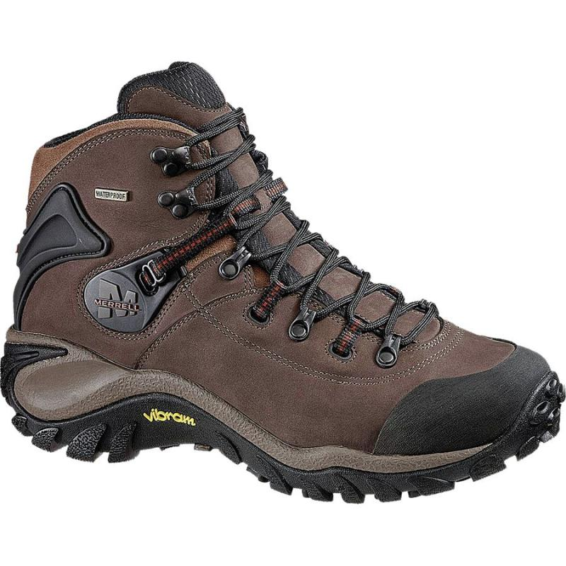 Us direct mail B3777T merrell outdoor hiking shoes hiking shoes waterproof nubuck leather boots boots