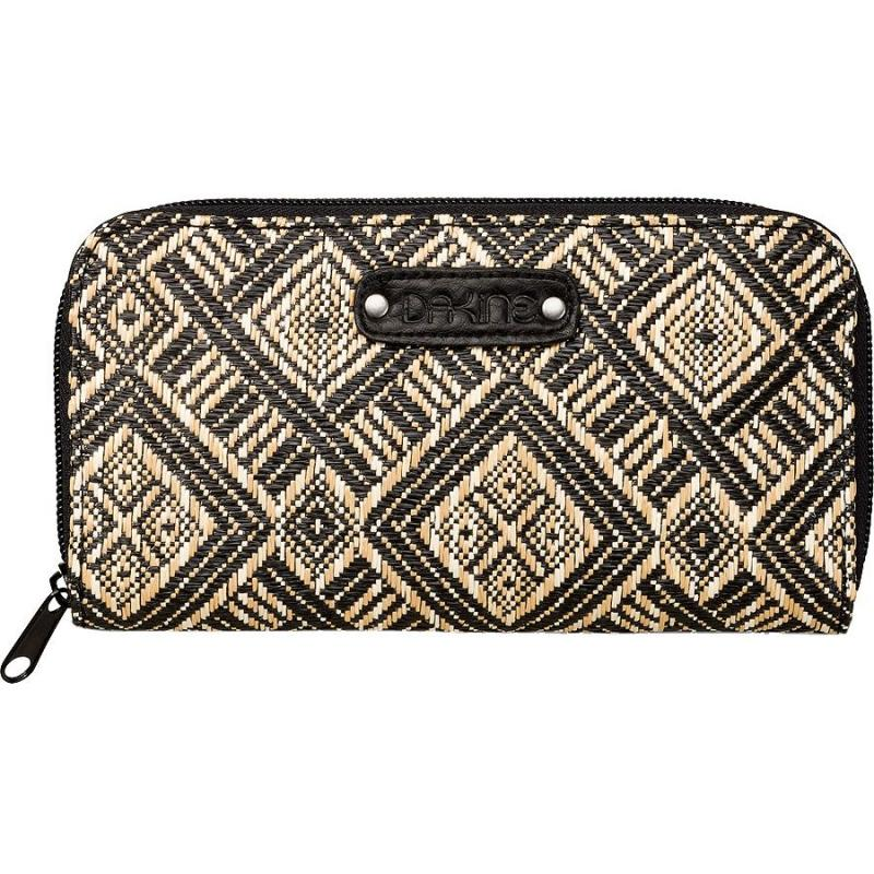 Us direct mail dakine B6984T national wind canvas zipper wallet female