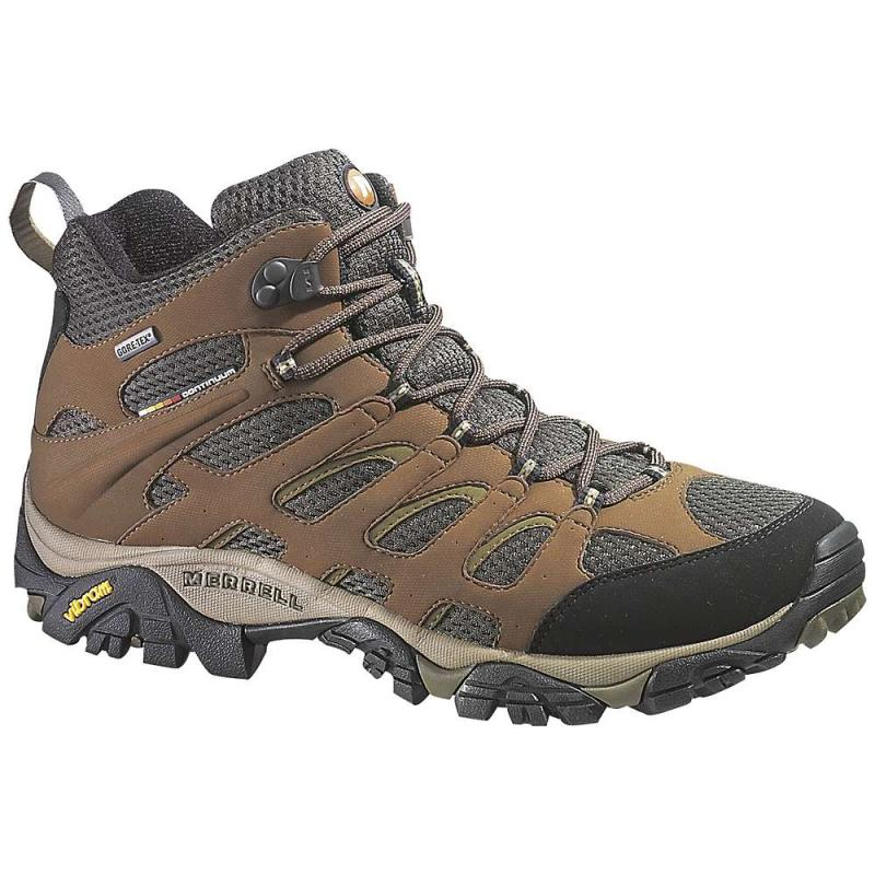 Us direct mail merrell/mele hiking shoes hiking outdoor sports men and comfortable anti deformation 10256078