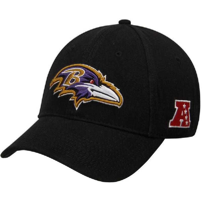 Us direct mail nfl baltimore ravens 2176609 new male hat adjustable baseball cap