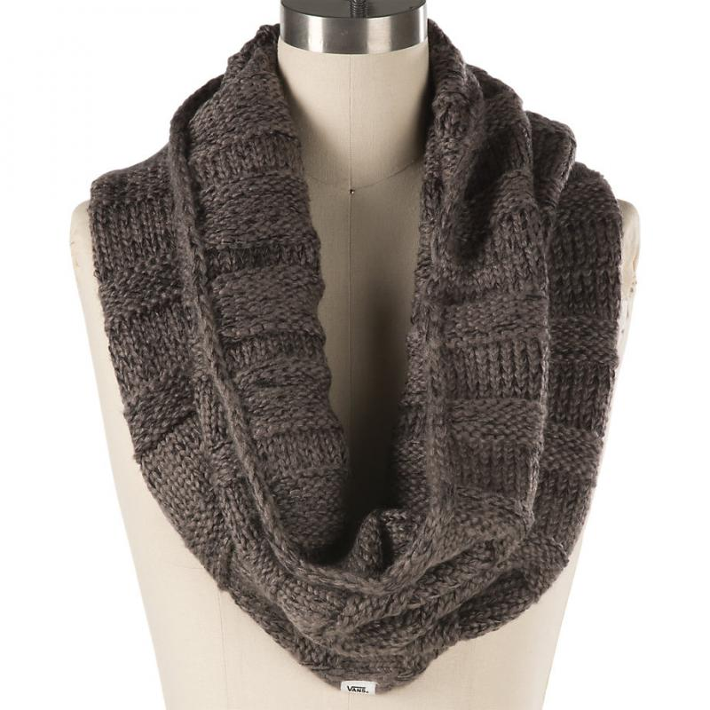 Us direct mail vans 22VHBK ms. simple warm knitted scarf free shipping