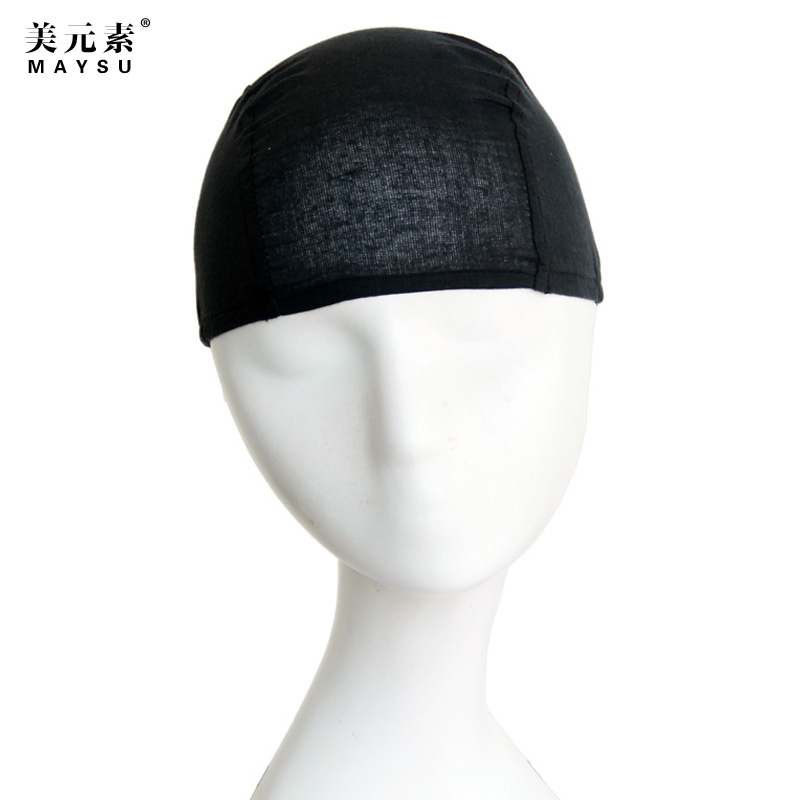 Us elements imported cotton axenic bacteriostasis special wig hairnet hairnet chemotherapy bald cap hat hat