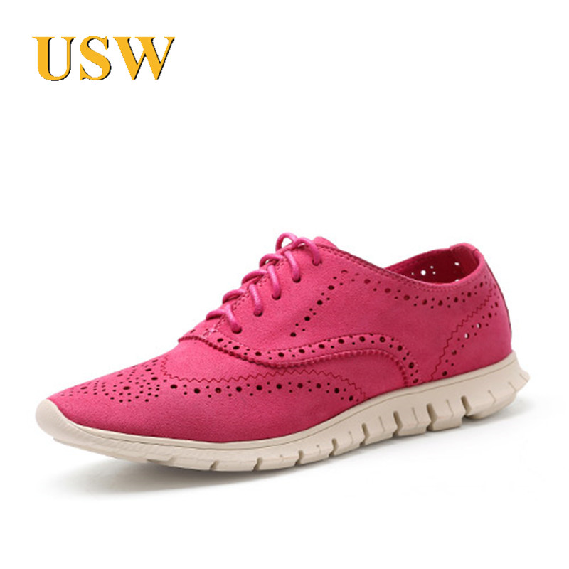 Usw custom 2016 spring and summer casual lace low shoes deep mouth round flat with solid color fashion lazy man shoes