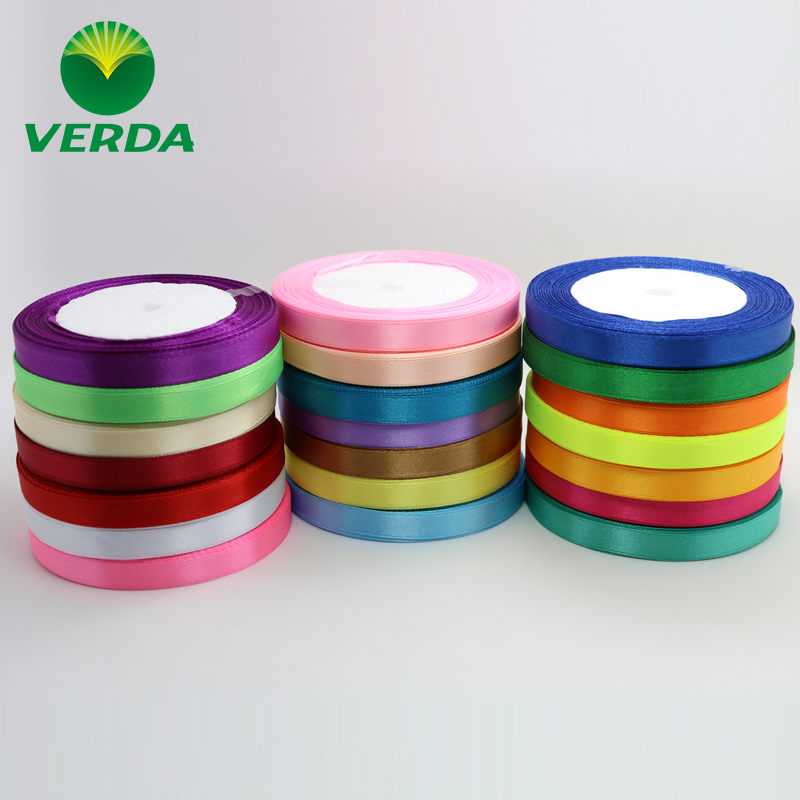 Vader 1cm ribbon ribbon ribbon ribbon 1 cm wide cloth belt webbing cake gift packaging with 22 m