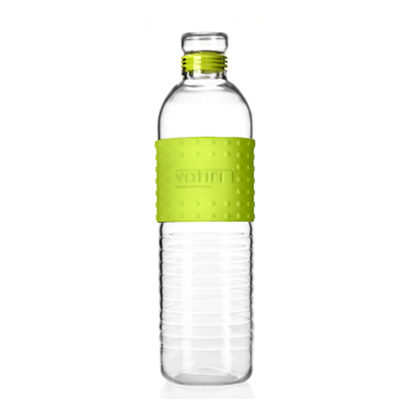 Vatiri rosary candy bottle sports bottle creative portable glass water cup personalized mug cup car mountaineering