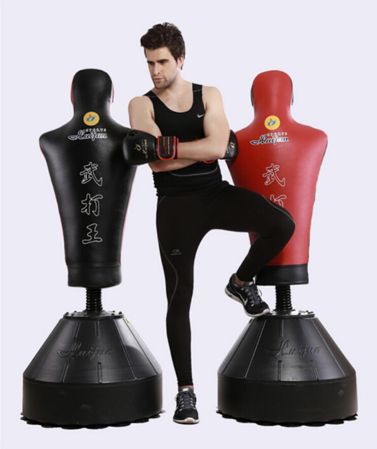 Vertical tumbler sandbag sandbag boxing sandbag adult sanda fighting muay thai martial arts training fitness equipment