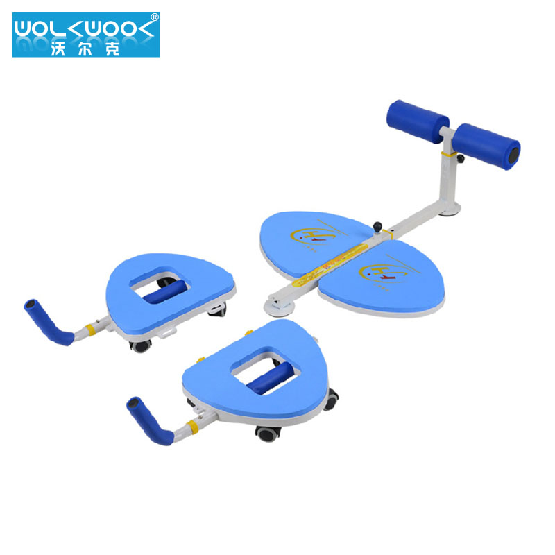 Volcker multifunction abdomen machine lazy exercise machine abdominal machine reduce stomach chest fitness equipment home health kits
