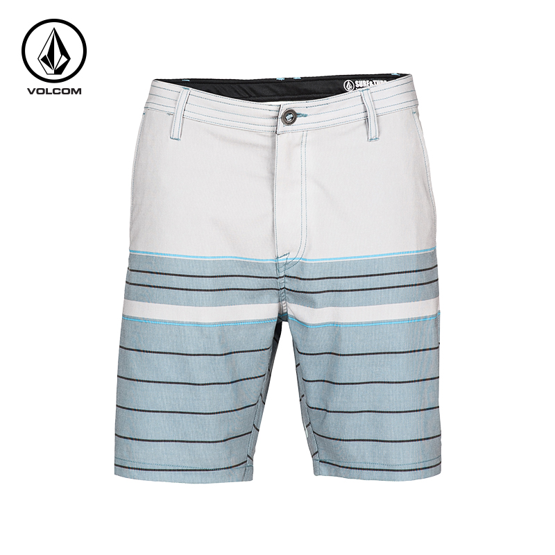 1343ad328e Volcom boardshorts surf & turf series wicking men's casual style super  lightweight casual beach shorts