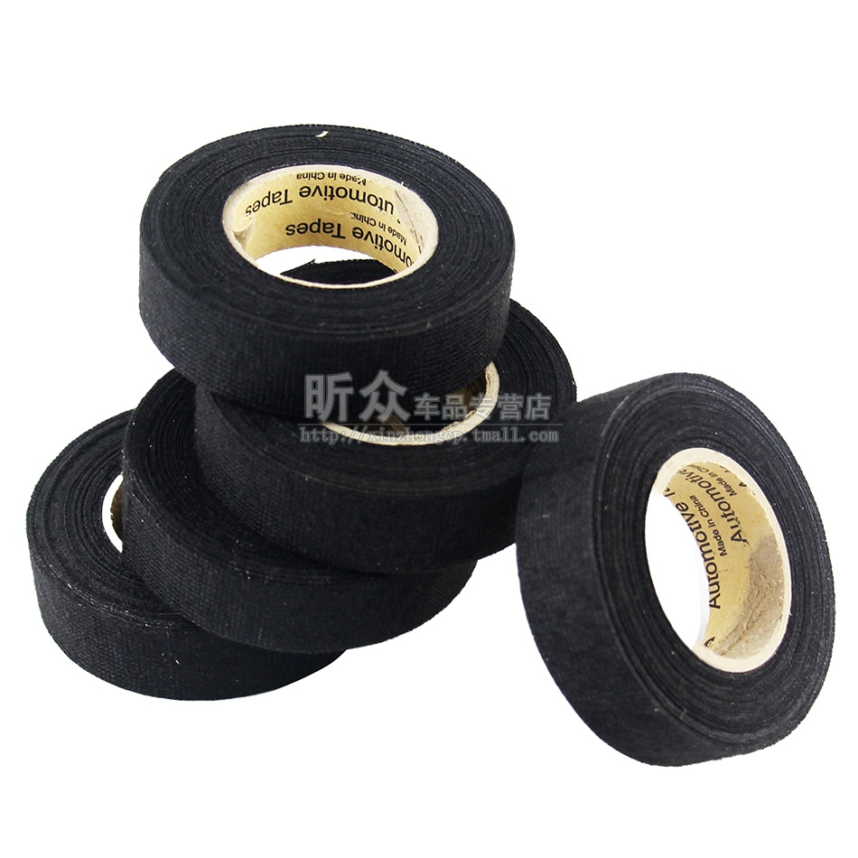 China Auto Harness Tape Shopping Guide At Wiring Uk Get Quotations Car Faw Volkswagen Special High Temperature Insulation Abrasion Waterproof