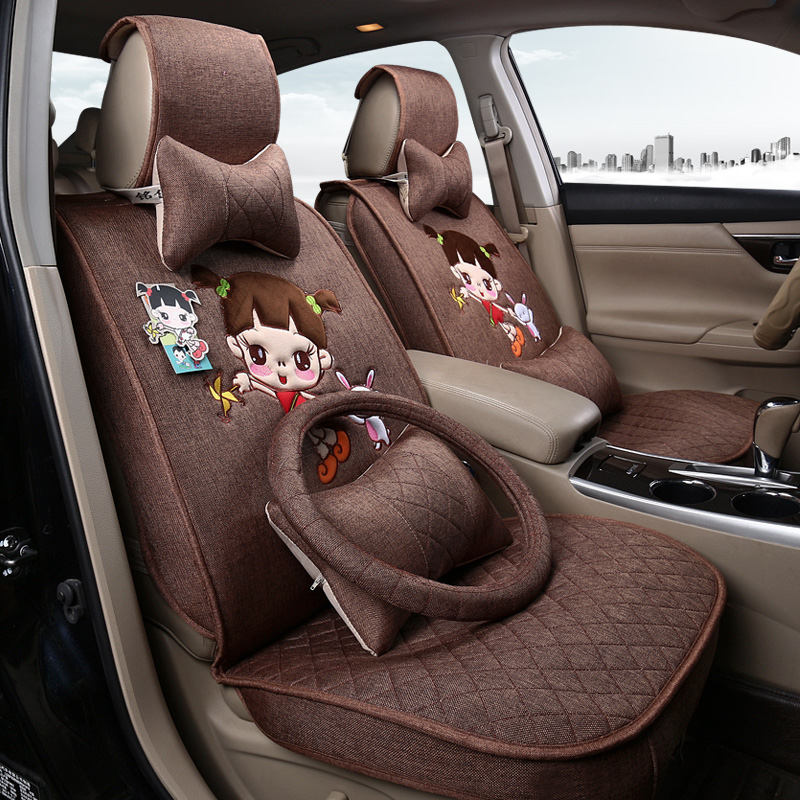 Volvo s40s80c30c70s60v40xc60 lavida full surround summer seasons car seat cushion seat cushion