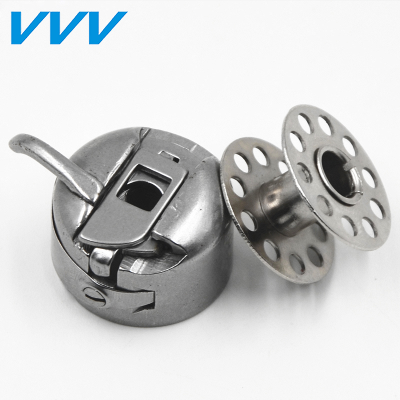 Vvv accessories fashioned manual sewing machines household sewing machine bobbin case bobbin sewing machine parts