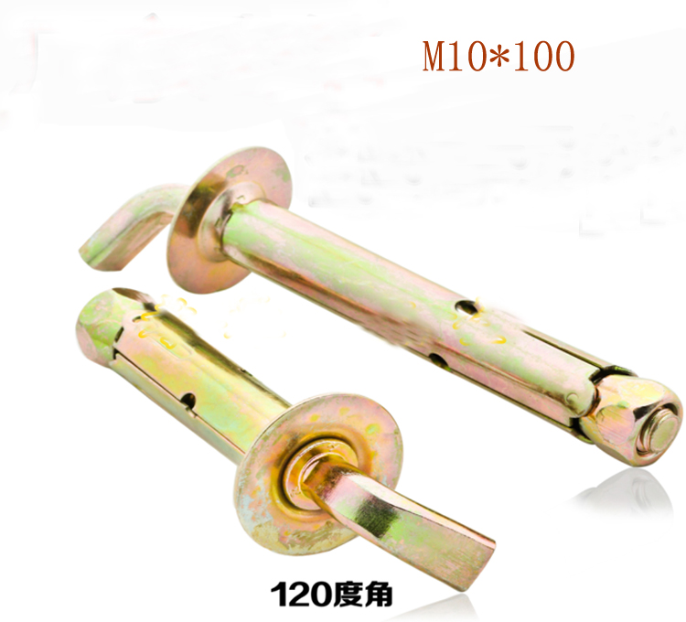 Wall heavy bolts screw hooks electric water heater haier america dedicated expansion screw 90 degrees