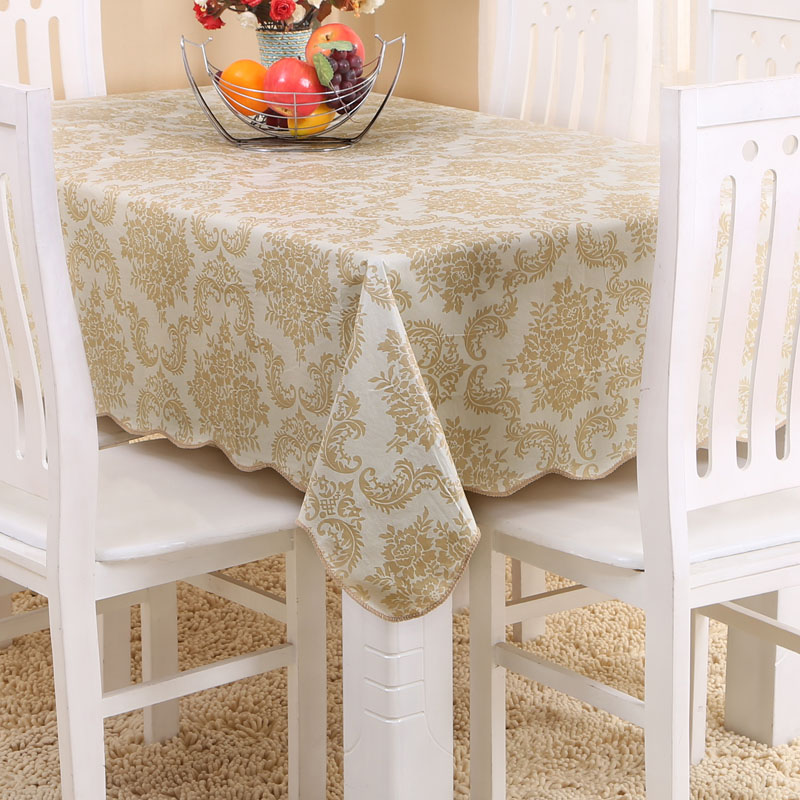 Warm love pvc waterproof disposable tablecloth tablecloth table cloth pastoral coffee table cloth tablecloth tablecloth free shipping high temperature resistant