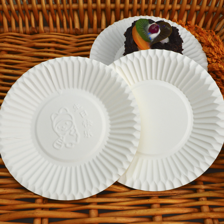 Get Quotations · Watson tiancheng cake tray 14 cm birthday cake tray paper plates disposable paper tray 200 loaded & China Clear Cake Plates China Clear Cake Plates Shopping Guide at ...