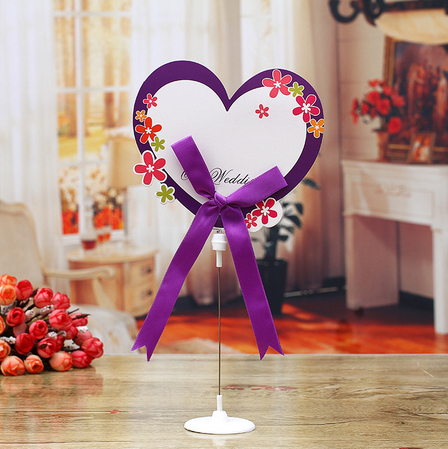 Wedding ceremony wedding table cards seat card personalization creative euclidian card table desk plate table cards wedding supplies festive decoration