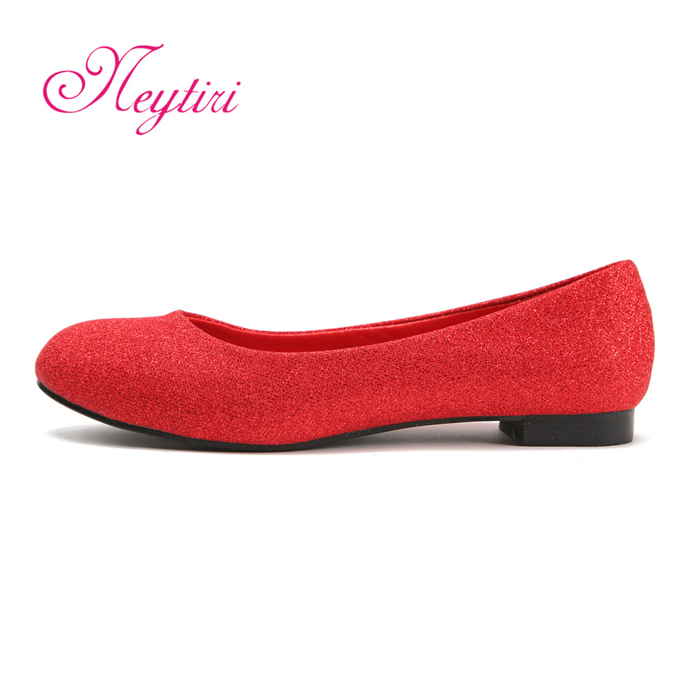 Wedding shoes red and gold bridal shoes wedding shoes with flat shoes comfortable wedding shoes