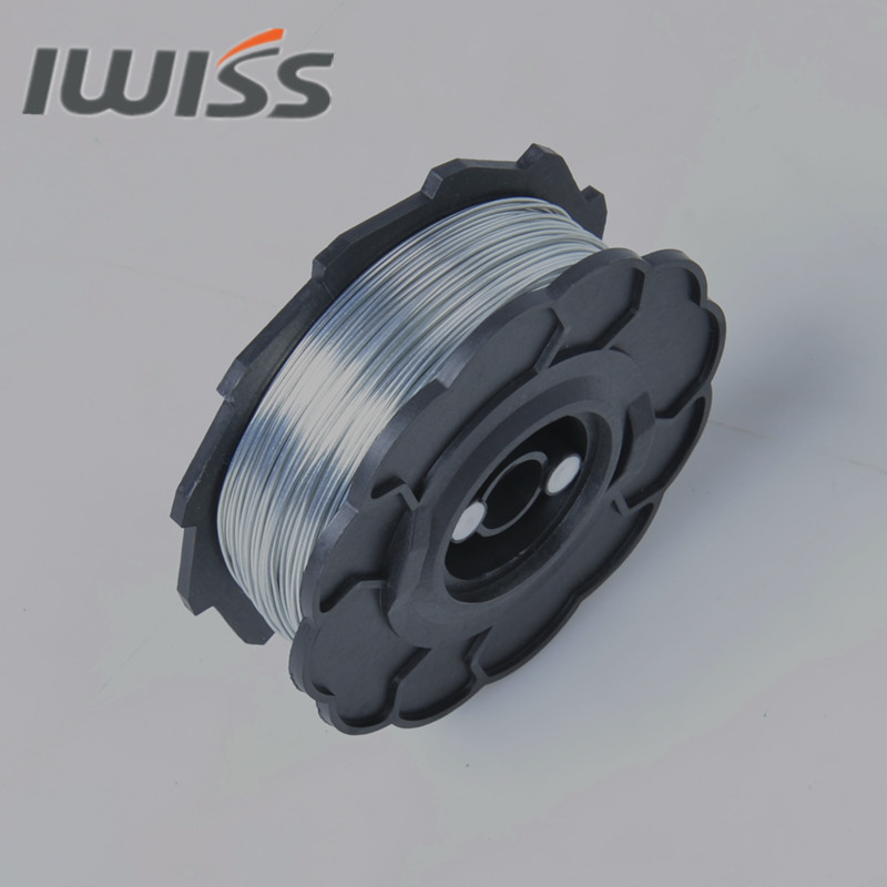 Weiss iwiss automatic steel strapping wire lithium plate electrical wire tie ligation machine accessories