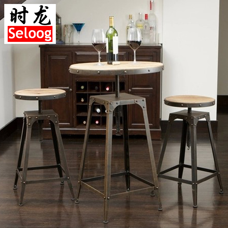 When the dragon wood american antique coffee table and chairs wrought iron bar stools bar chairs antique high chair leisure furniture