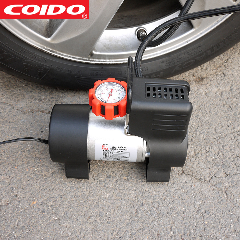 Wind king 6217 car supplies high power car playing pump car tire inflator pump car air pump air pump
