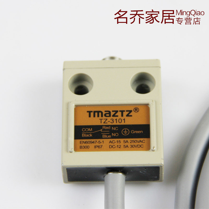 Wing genuine waterproof limit switch micro switch TZ-3101 ipc small limit'switch