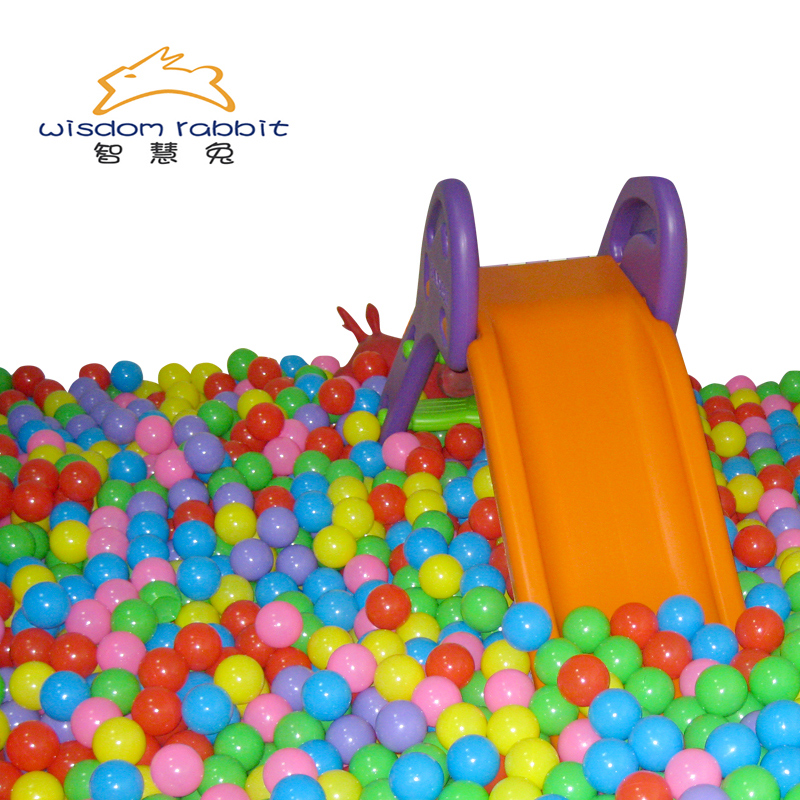 Wisdom rabbit nontoxic marine ball ball ball colored baby playpens ball ball children's tent ball ball pool game
