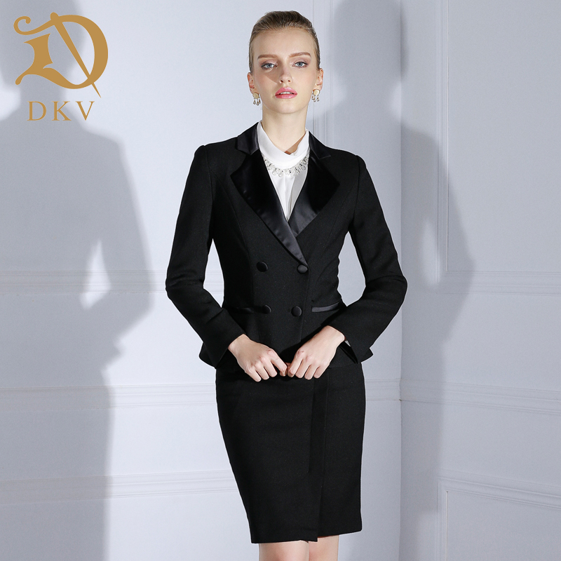 Women wear suits dkv when shang business overalls career suits ladies dress suits slim suits