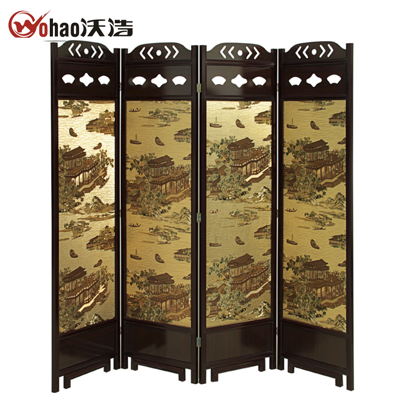 Wood folding screen porch off the living room door minimalist cut off chinese folding screen door screen lake