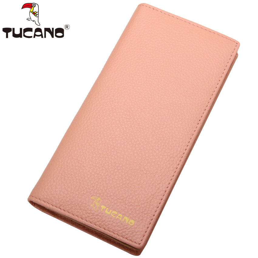 Woodpecker ms. wallet leather wallet women wallet leather wallet long section deals thin wallet card bit more than japan and south korea