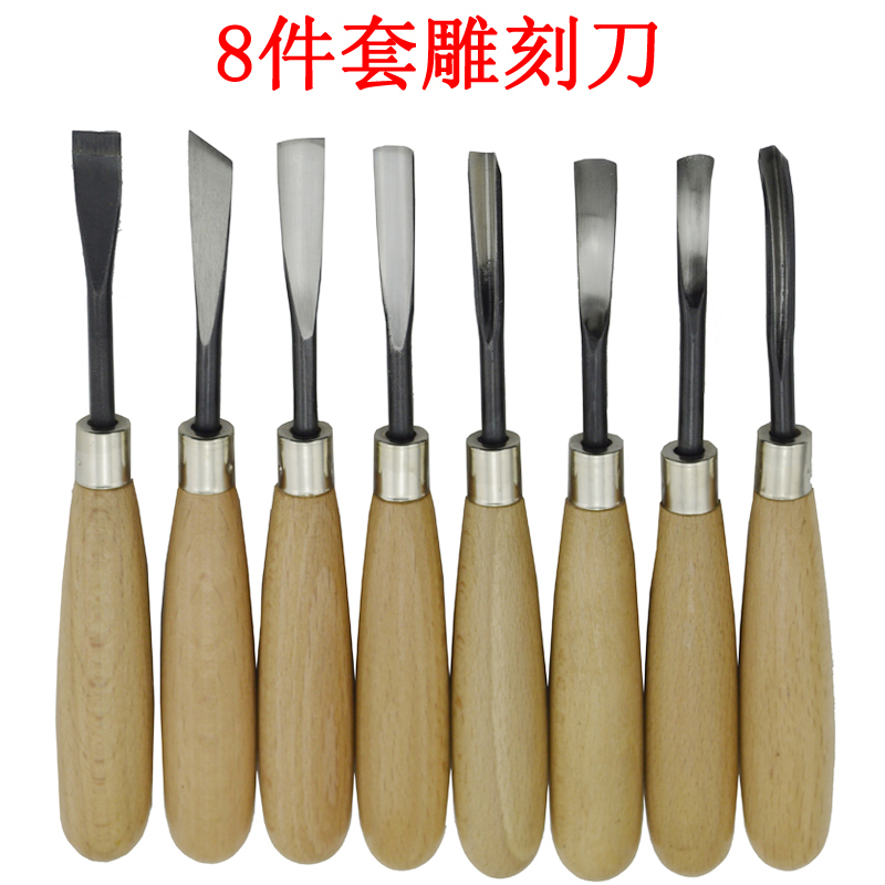 Woodpecker wood chisel wood chisel suit handmade wood chisel knife woodcarving wood carving knife carving knife woodworking tools