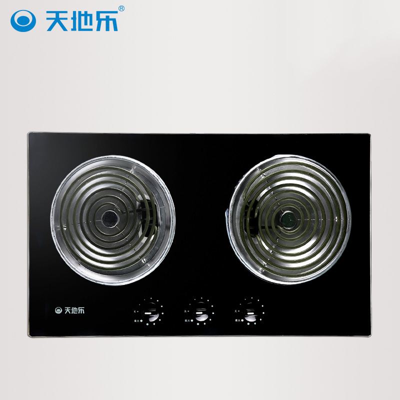 World music B33F-III electric cooker double oven electric tube embedded double oven electric cooker pot does not pick the security