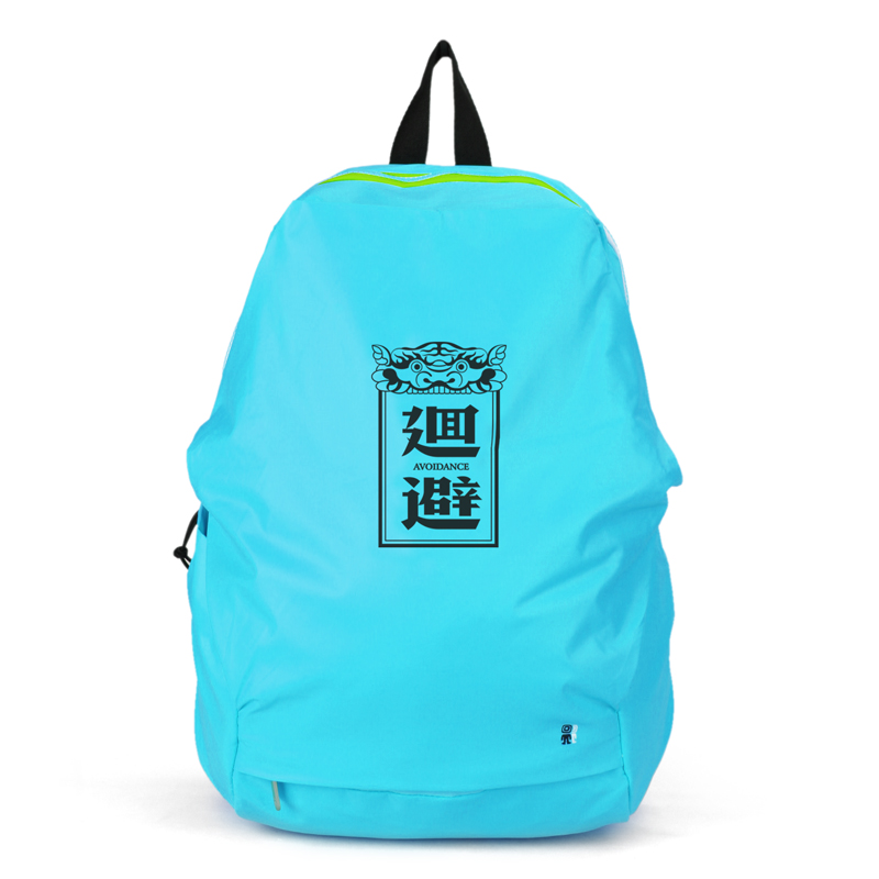 Wow indole obviate the need for china wind creative female retro shoulder bag tide brand casual men's backpack schoolbag original independent design