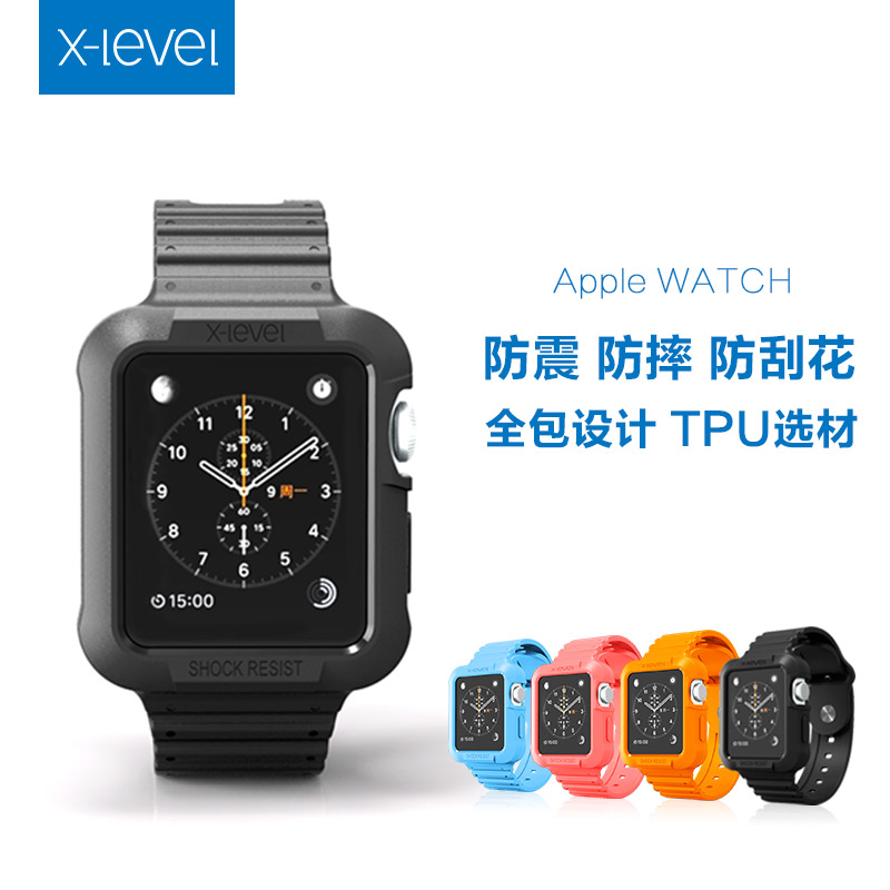 X-level apple iwatch watch sport strap fashion sports men and women strap 38/42mm