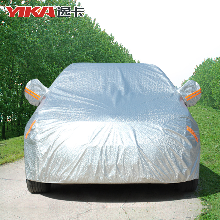 X5x3x1x6 sewing bmw 5 series 3 series 7 series 1 series mini car hood insulation rain sun car cover 320li