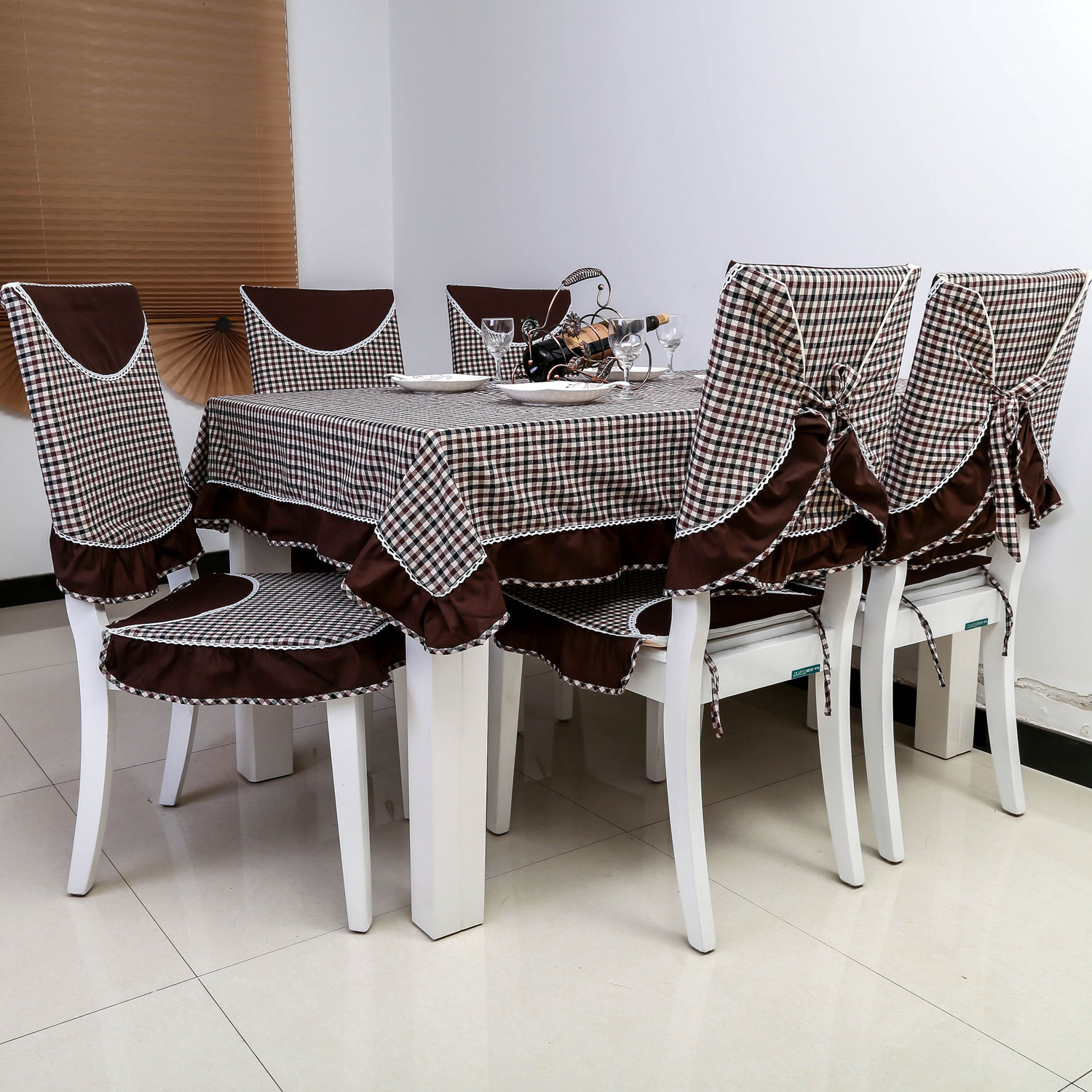 Xin instrument pastoral plaid table cloth tablecloth tea table cloth tablecloth thick for dealing with issues such as price pro grab it