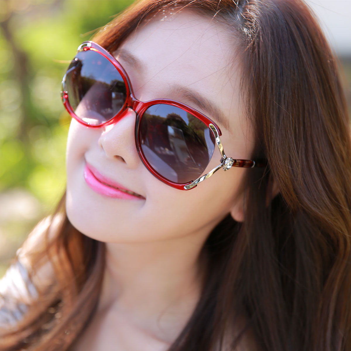 Xin lei 2016 new sunglasses sunglasses sunglasses yurt ultralight elegant hollow influx of women western style