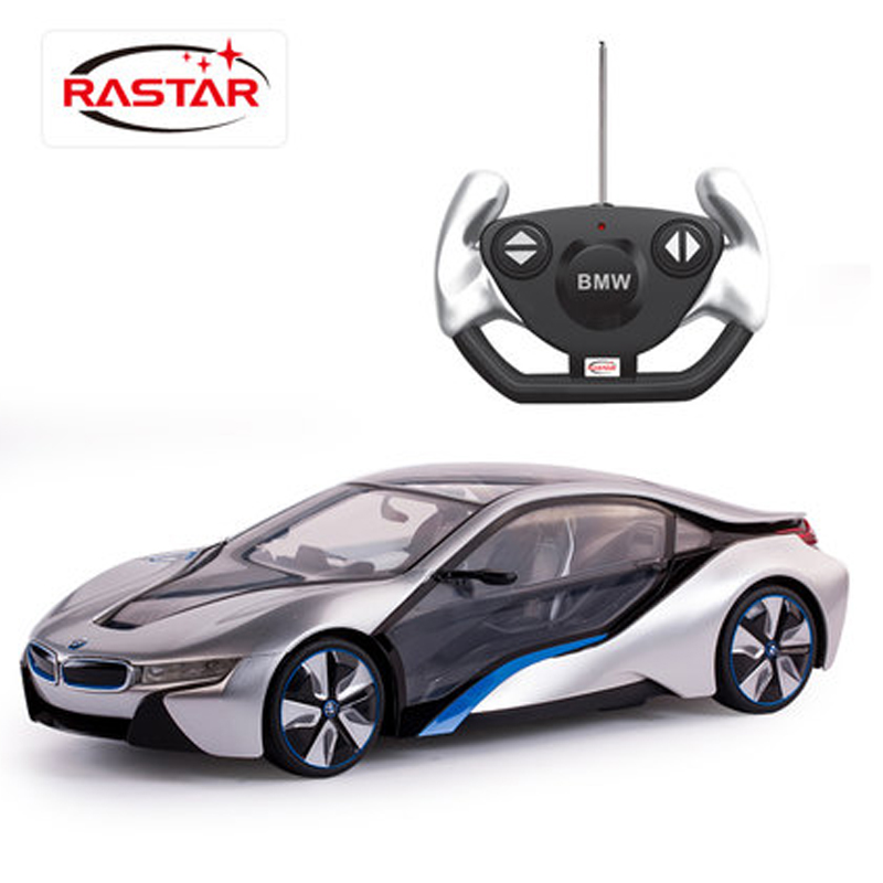 Xinghui remote control car bmw i8 1:14100 drift children toy car remote control electric remote control car racing car